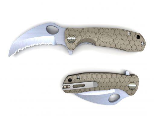 Honey Badger Knife by Western Active HB1132