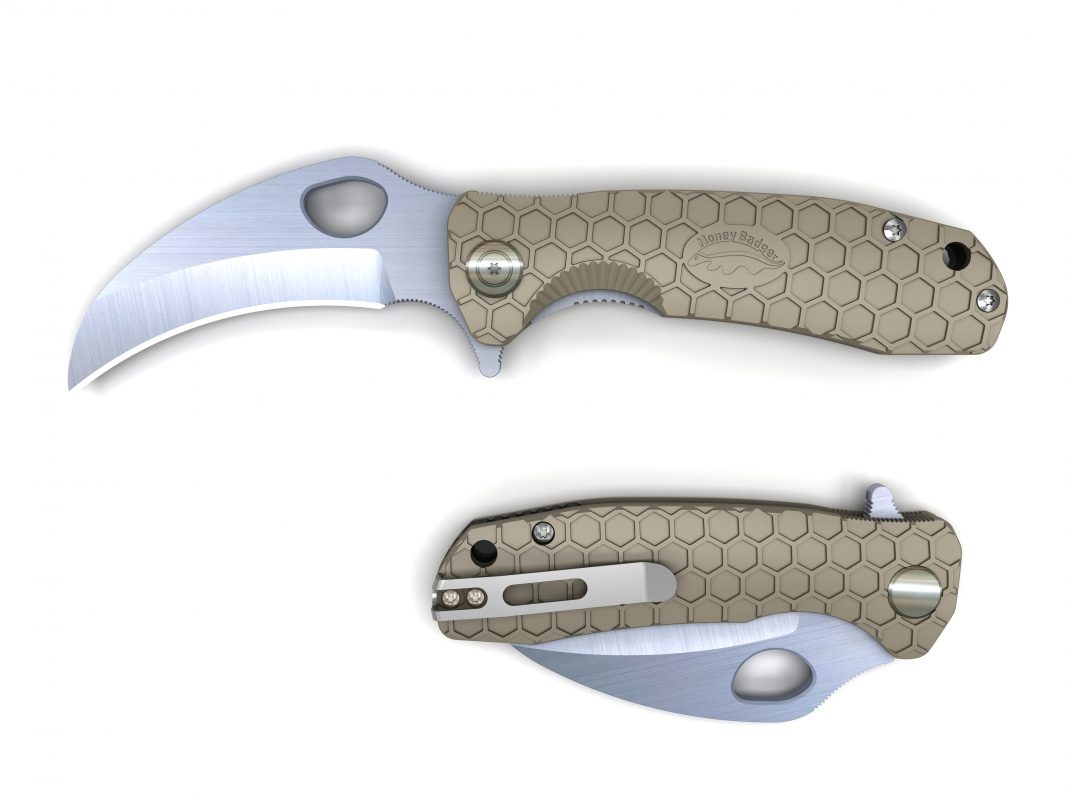 Honey Badger Knife by Western Active HB1142