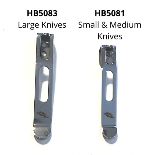 Honey Badger Knives by Western Active Replacement Pocket Clip