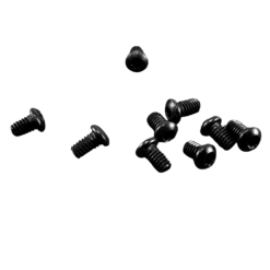 Honey Badger Replacement Screw Kit - 9 Screws - Black for Small Medium Large Knives