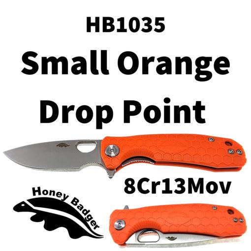 Honey Badger Knives EDC Pocket Knife Western Active